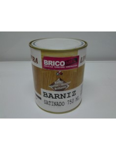 BARNIZ SATINADO INCOLORO BRILLO 750 ml