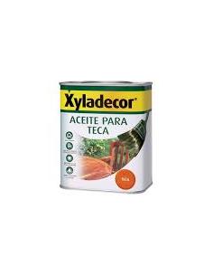 XYLADECOR ACEITE PARA TECA INCOLORO 750 ML