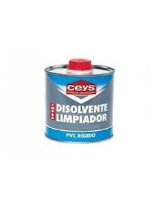 DISOLVENTE LIMPIADOR CEYS (BOTE 250 ml)