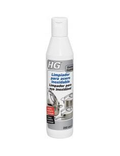 HG LIMPIADOR PARA ACERO INOXIDABLE 0.25 L