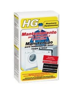 HG MANTENIMIENTO PARA LAVADORAS 200 ML