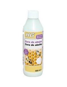 HG CERA ABEJAS BLANCA 0,50 L
