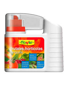 FUNGICIDA FRUTALES Y HORTICOLAS FLOWER 350 ml