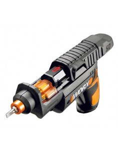 ATORNILLADOR ELECTRICO AUTOMATICO WORX 4 V LI-ION WX254