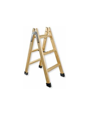 Escalera madera plabell 3 pelda os - Peldanos de madera para escalera ...