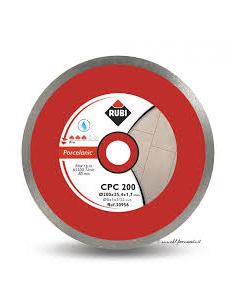 DISCO DIAMANTE CPC RUBI 200 MM PRO 30956