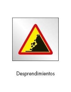 SEÑAL BOLSA PLASTICO DE DESPRENDIMIENTO