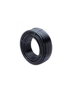 TUBERIA GOTEO PE LISA COLOR NEGRO 16 mm (ROLLO 25 m)