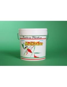PINTURA MULTICOLOR/ROMAPLAST ADORAL PLASTICA INTERIOR PLUS 14 LTS