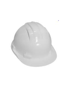 CASCO DE PROTECCION BLANCO
