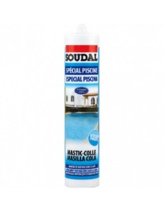 SOUDAL ADHESIVO-SELLADOR MS PISCINAS 290 ML