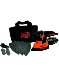 LIJADORA MOUSE BLACK & DECKER 120W KA2000-QS