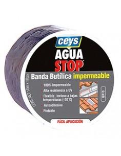 BANDA BUTÍLICA CEYS AGUASTOP IMPERMEABLE 10 cm