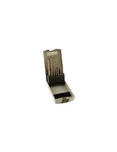 ESTUCHE DE BROCAS 1-10 mm (19 PIEZAS)