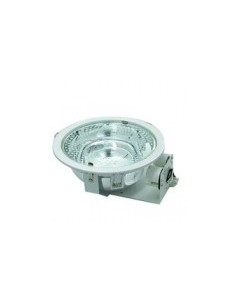 KIT DOWNLIGHT COMPACT 2 X 26 W BLANCO