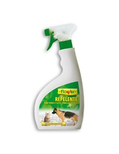 REPELENTE PERROS Y GATOS FLOWER 750 ml