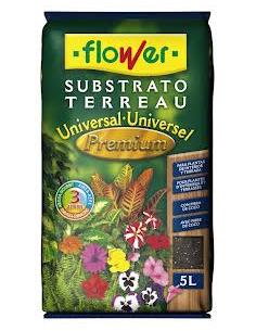 SUSTRATO PREMIUM FLOWER 5 L