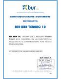 AISLANTE REFLEXIVO AIR-BUR TERMIC 10