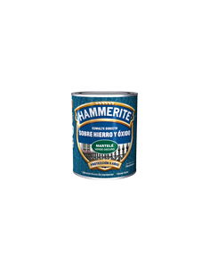 HAMMERITE MARTELE ROJO 750 ML