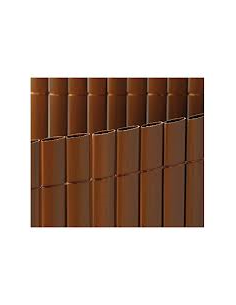 CAÑIZO DE PVC 1 X 5 COLOR MARRON