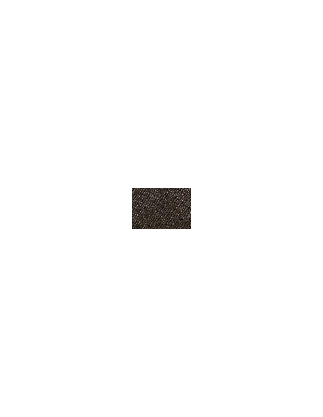 Mini rollo malla ocultacion total 2 x 10 color brezo - Malla ocultacion total ...