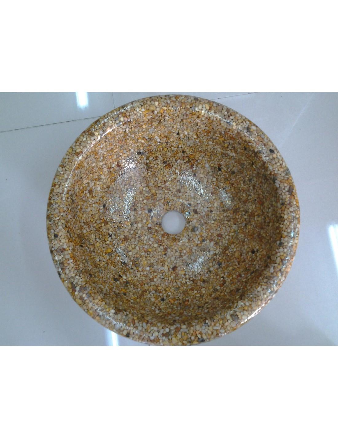 Fregadero resina 1 seno colores bricomel - Fregaderos ceramica rusticos ...