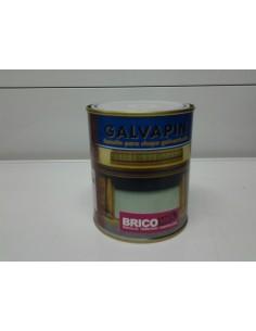 ESMALTE PARA CHAPA GALVANIZADA GALVAPIN BLANCO BRILLO 750 ml